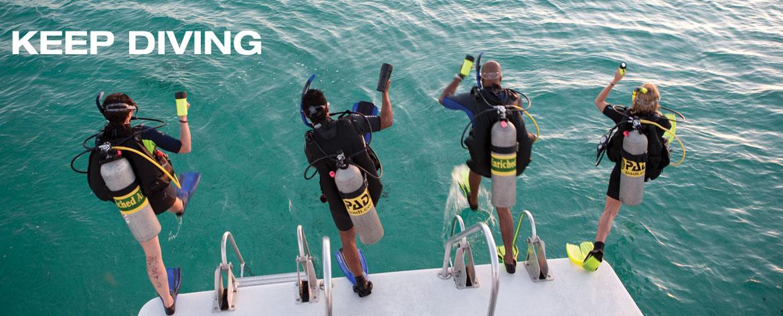 Keep Diving