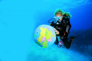 Teach Diving