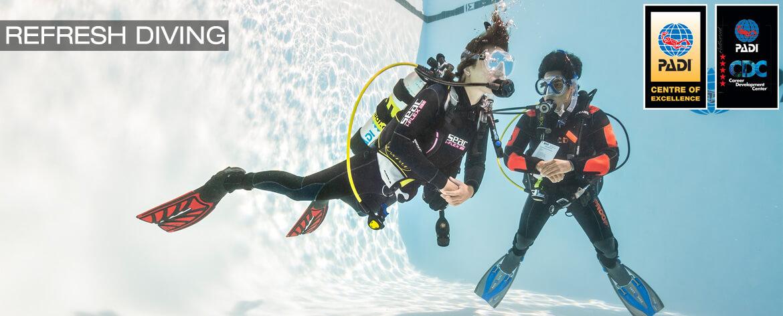London School of Diving - PADI Scuba Diving Courses