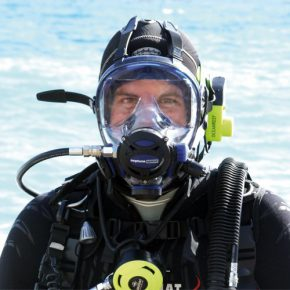 PADI Full Face Mask