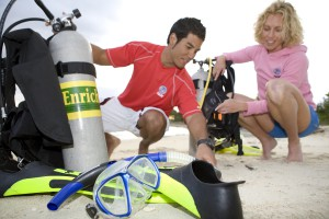 PADI Enriched Air - Nitrox